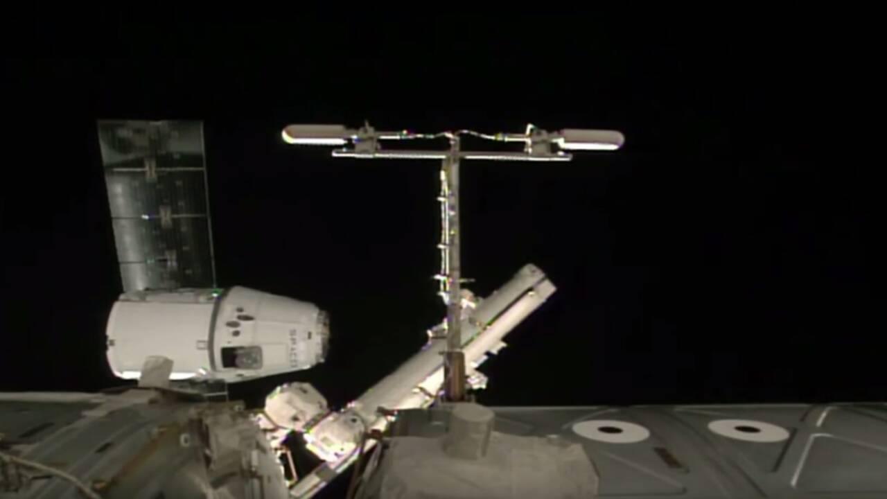 Espace: SpaceX tente de reprendre ses vols