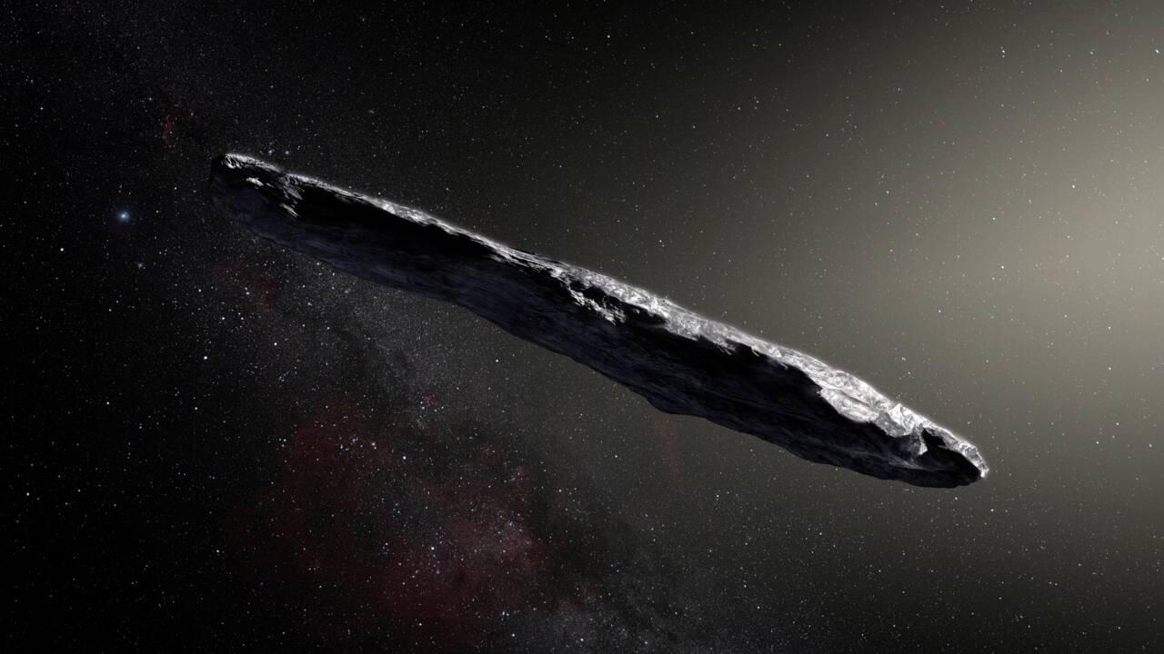 Oumuamua, le curieux bolide interstellaire, serait une comète