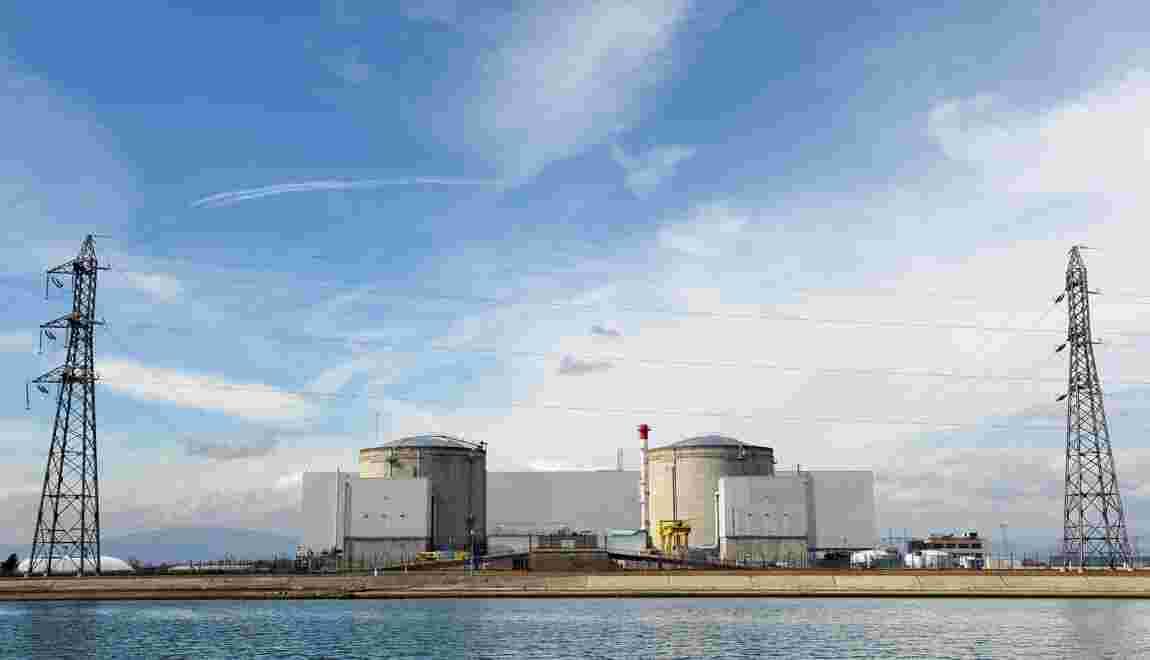 Nucléaire: Fessenheim reprend partiellement son activité