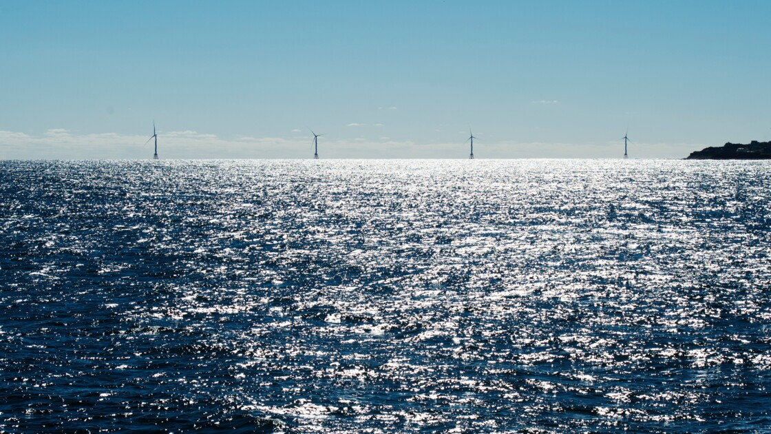 Feu vert administratif pour le parc éolien au large de la baie de Saint-Brieuc