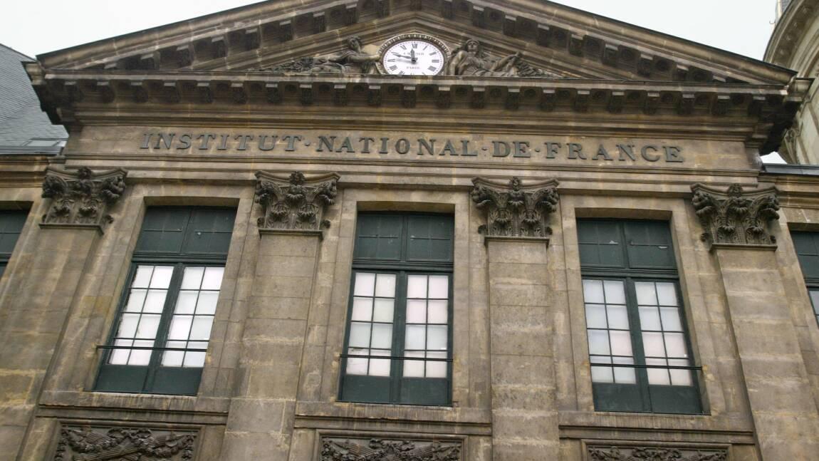L'Académie des sciences soutient Emmanuel Macron