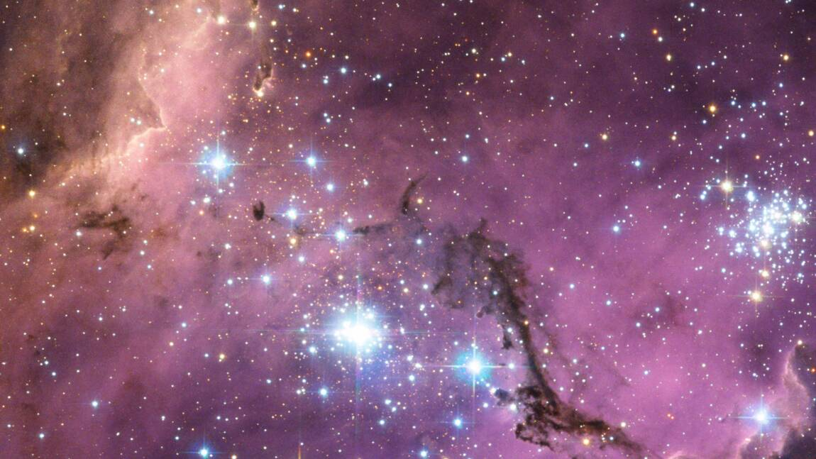 L'homme serait en partie constitué de matière intergalactique, selon une étude