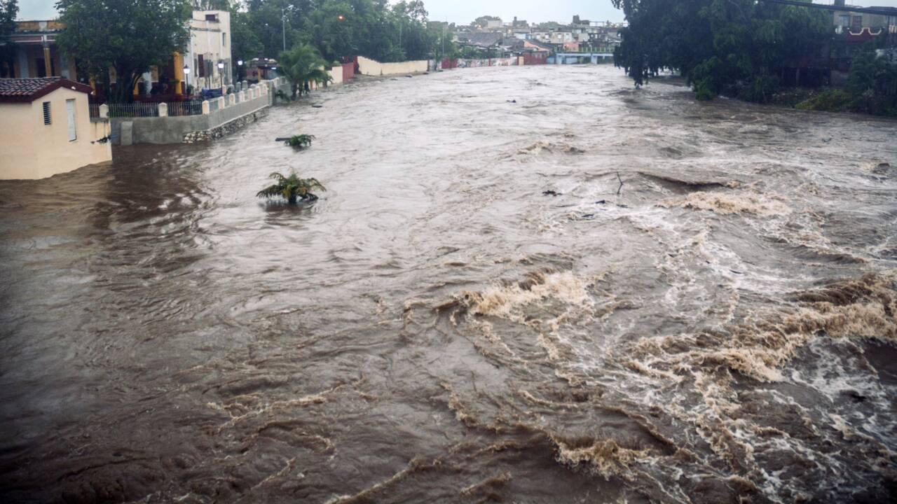 Cuba: la tempête Alberto a fait sept morts et deux disparus