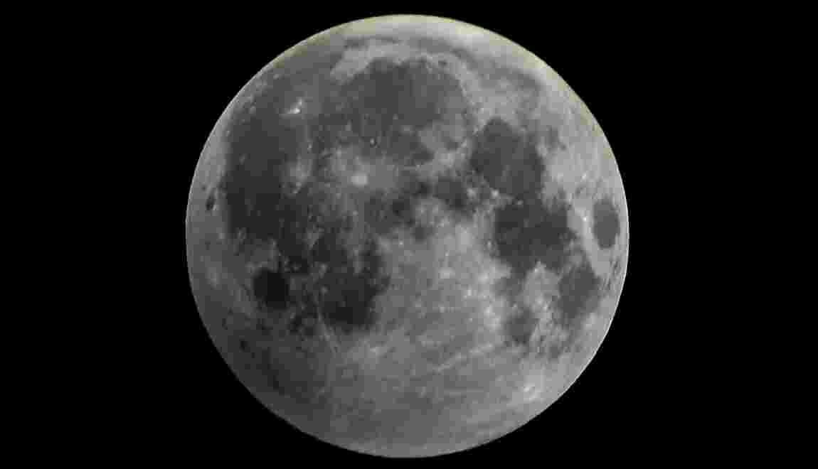 Une grotte géante découverte sur la Lune (scientifiques japonais)