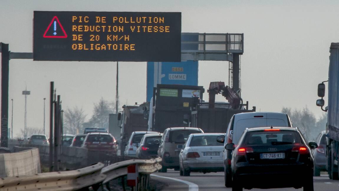 Nord et Pas-de-Calais: fin de l'alerte aux particules fines