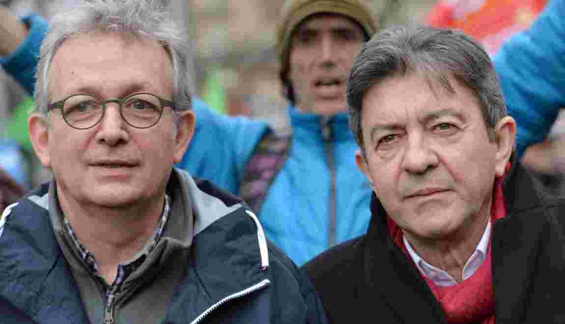 Nucléaire: Pierre Laurent relève des divergences avec Mélenchon