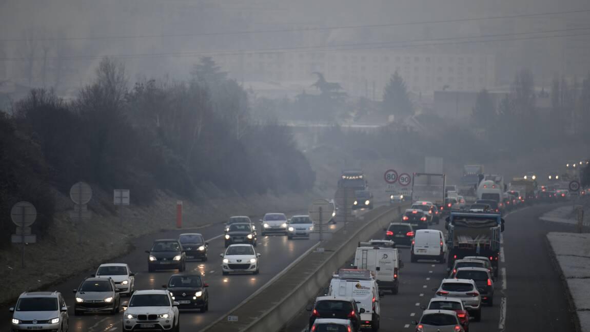 Zones à circulation restreinte: le retard de la France