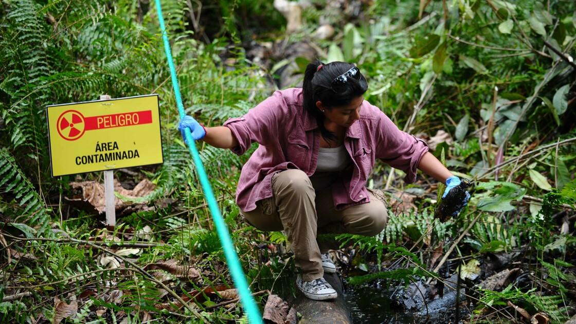 Amazonie : Texaco/Chevron pollue la forêt pendant 30 ans et refuse de payer