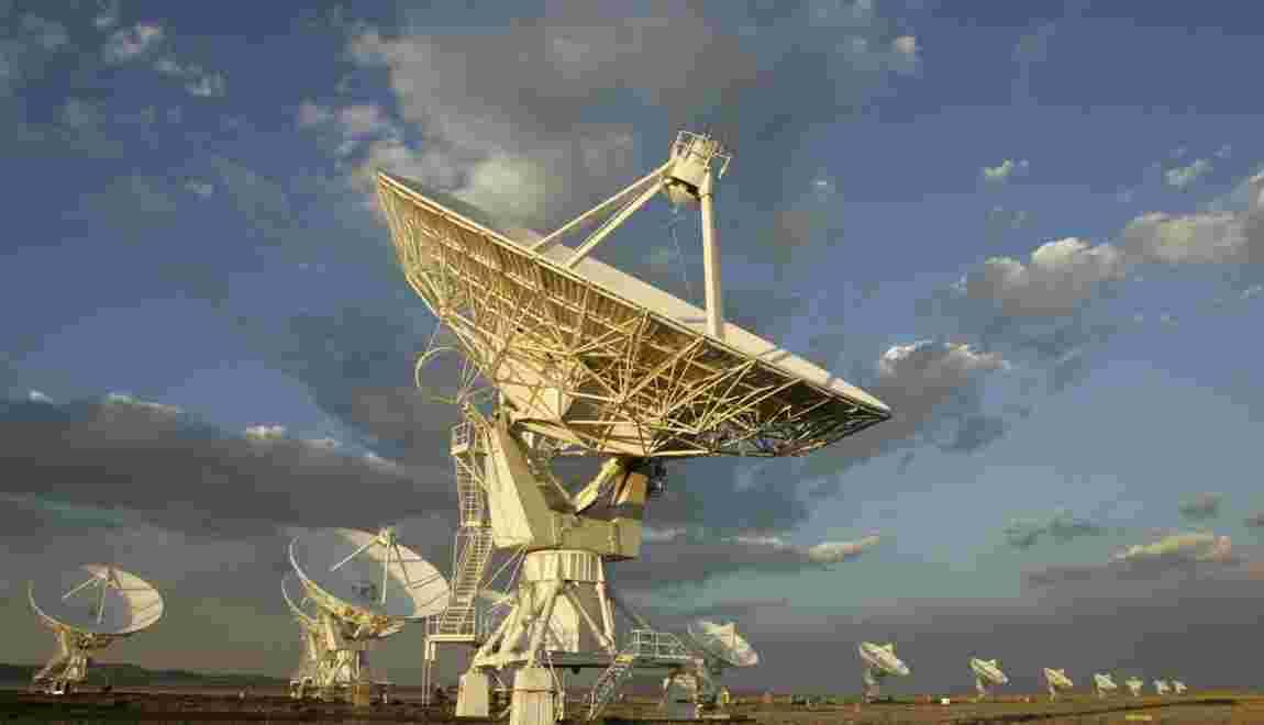 """Le repaire d'un mystérieux """"sursaut radio"""" d'origine cosmique débusqué"""