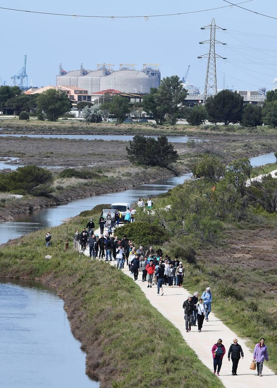 """De Fos-sur-Mer à Bruxelles, une marche """"pour la santé environnementale"""""""