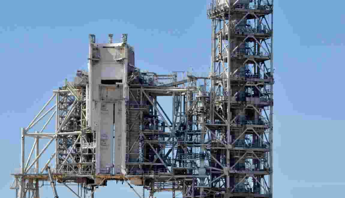 SpaceX reporte sa mission vers l'ISS pour un problème de moteur