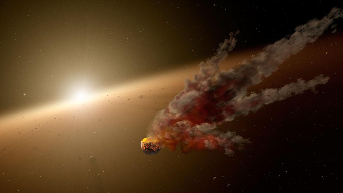 Etoile mystérieuse: la thèse d'une structure extra-terrestre définitivement écartée