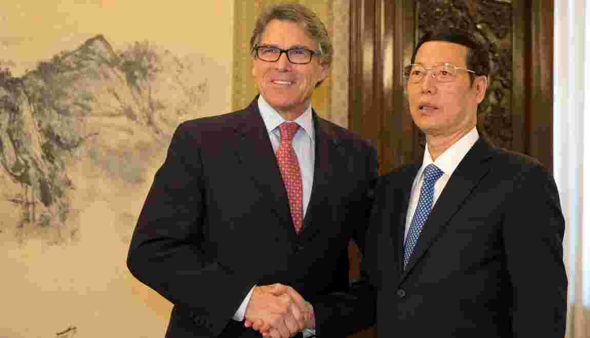"""Climat: Pékin snobe l'envoyé de Trump et déroule le """"tapis vert"""" à la Californie"""