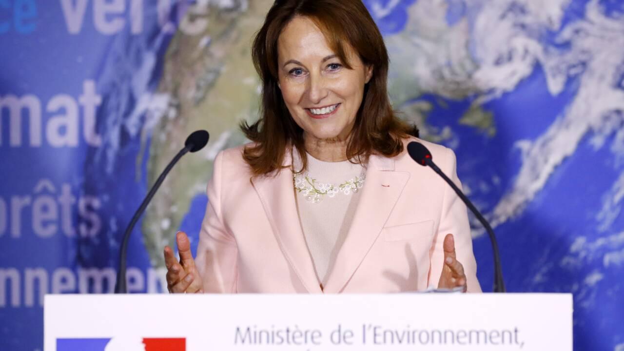 """Pour Ségolène Royal, l'accord de Paris est """"irréversible"""""""