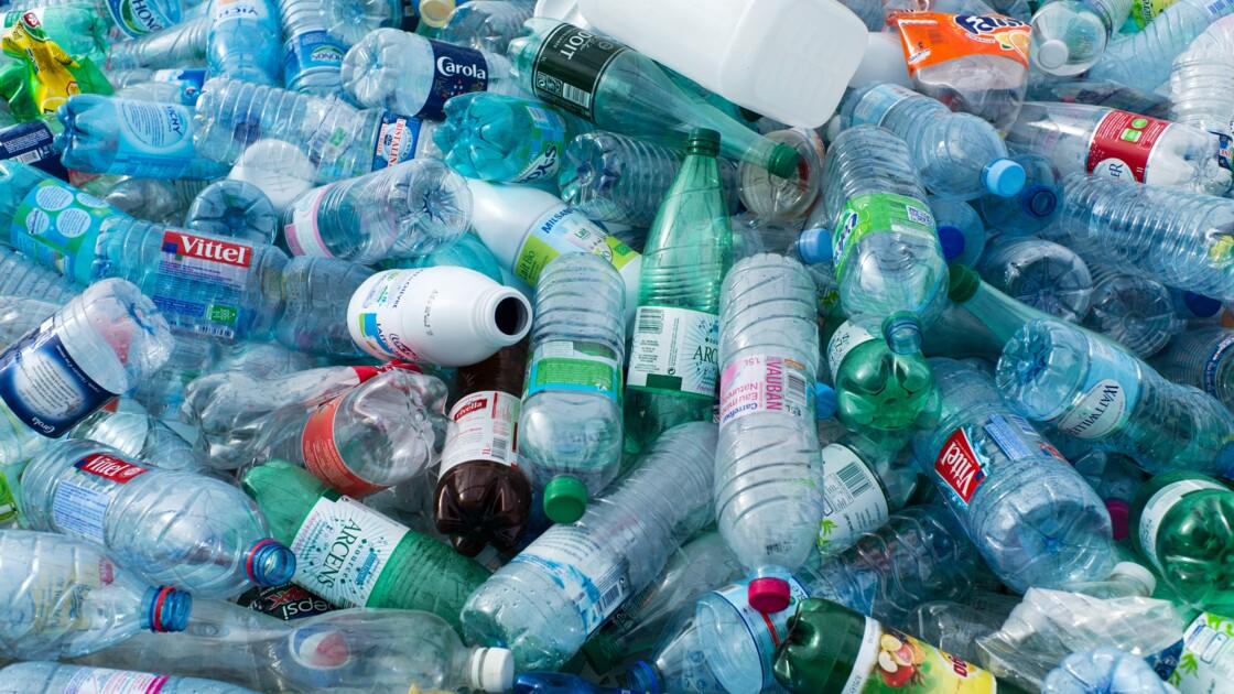 Seulement un quart des emballages en plastique recyclé en France
