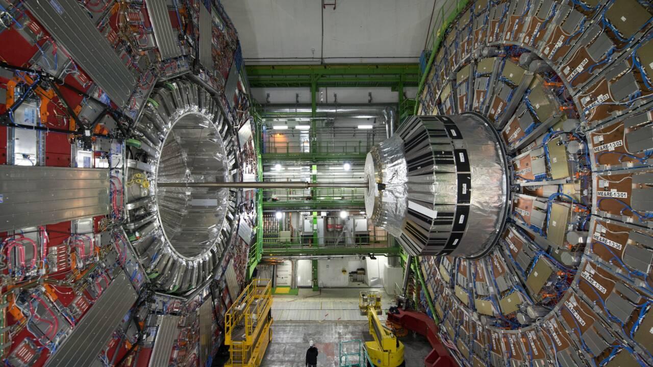 L'accélérateur de particules du Cern entame sa mue pour multiplier les collisions