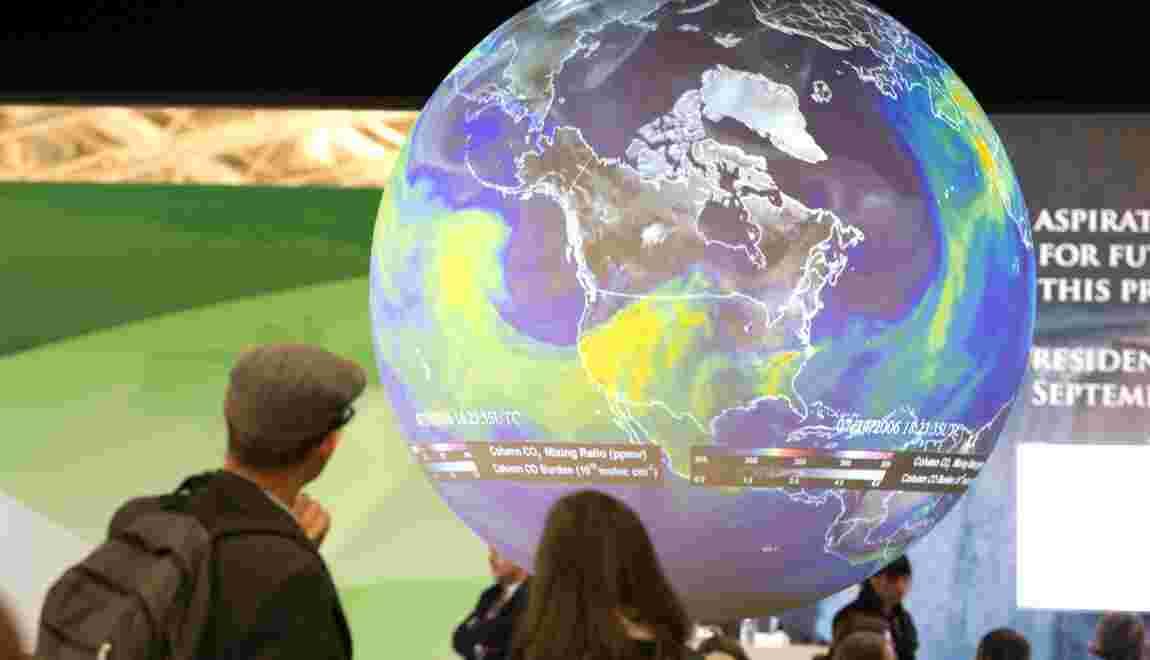 Climat: un retrait américain dommageable pour la planète, et les Etats-Unis