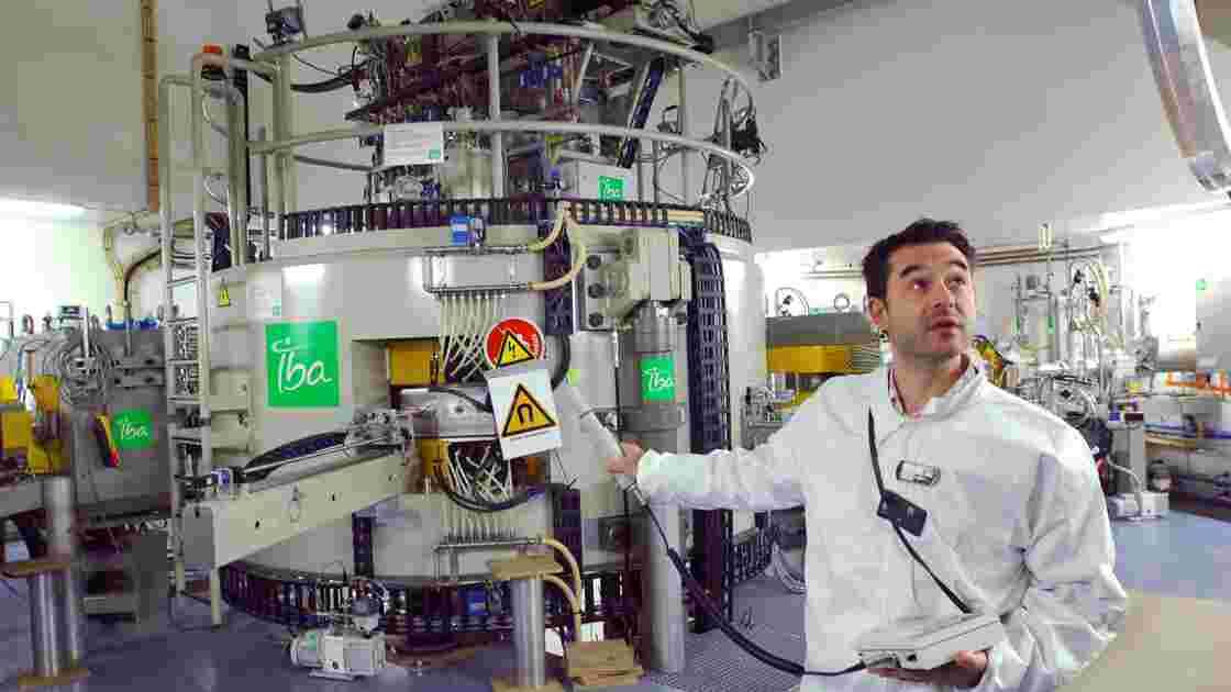 """Une """"usine"""" à noyaux exotiques pour percer les mystères de la matière"""