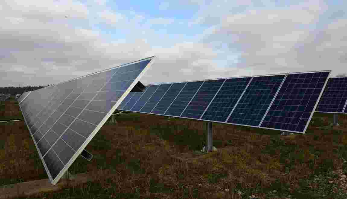 Energie solaire: le gouvernement va lancer un groupe de travail