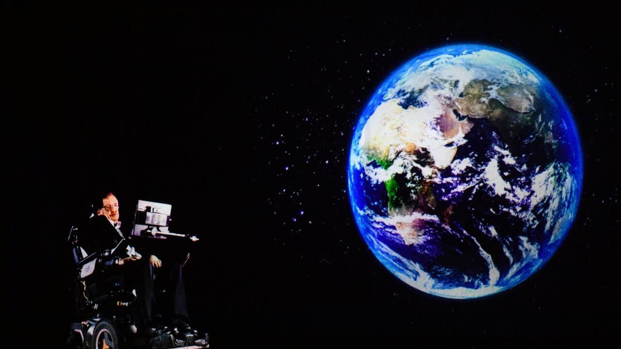 Stephen Hawking: une brève histoire d'un génie