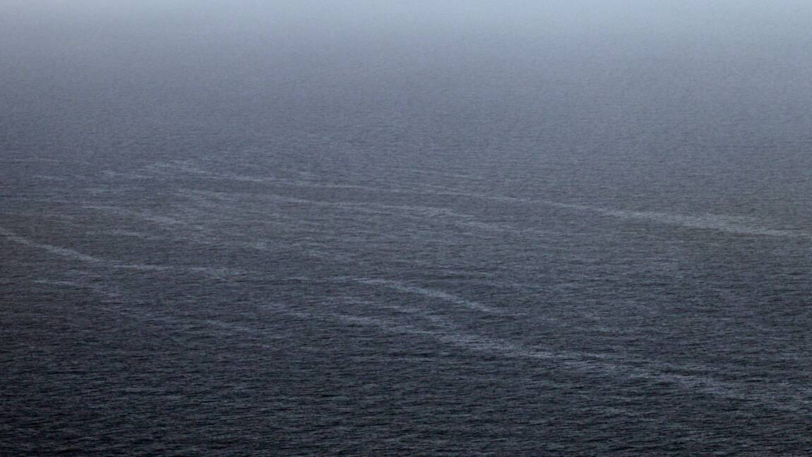 Pollution au large de Brest: amende d'un million d'euros