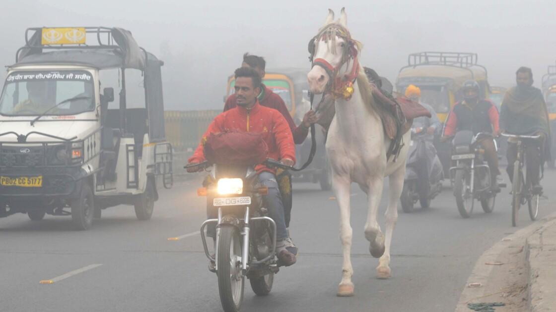 Inde: la pollution persiste dans le nord, pas d'amélioration en vue