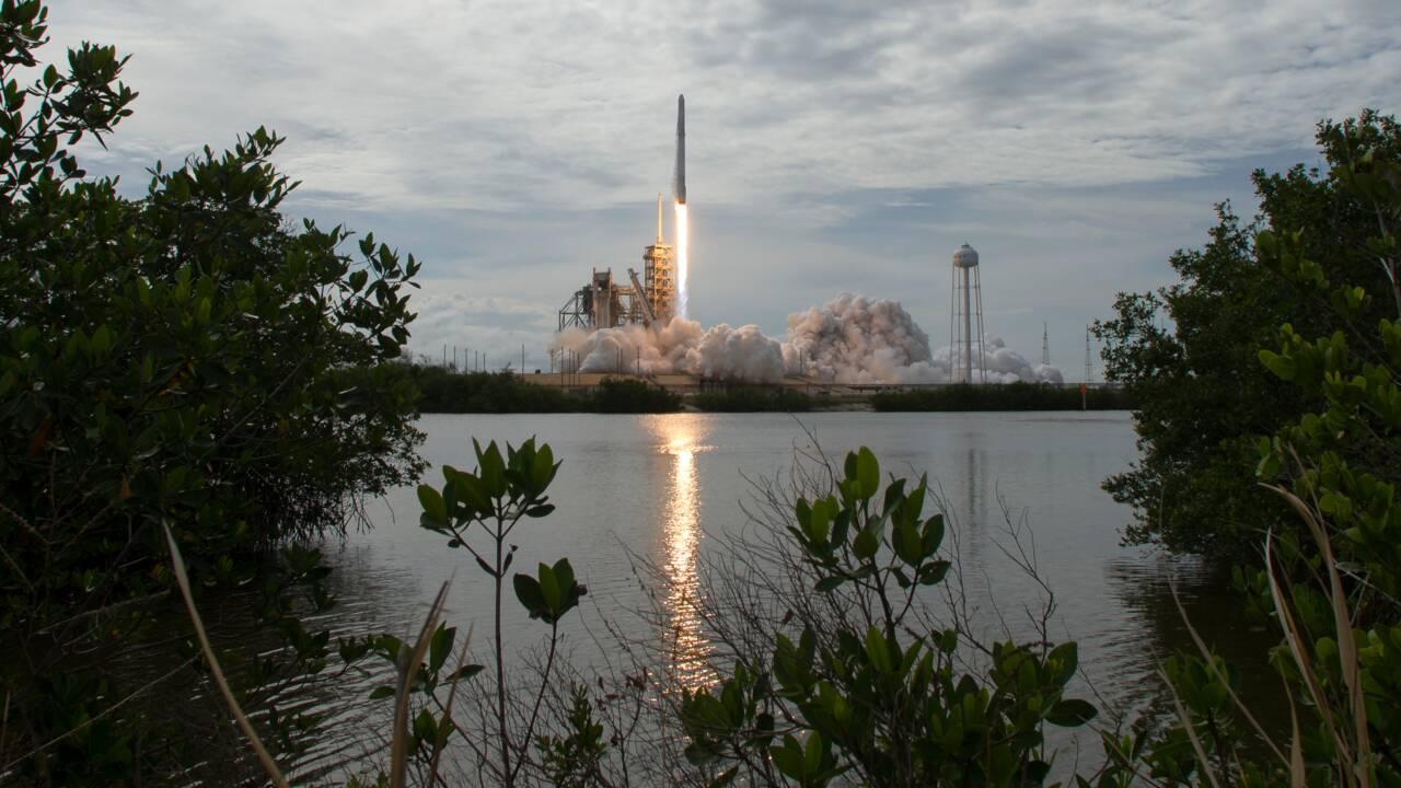 SpaceX prévoit d'envoyer un super-ordinateur sur l'ISS