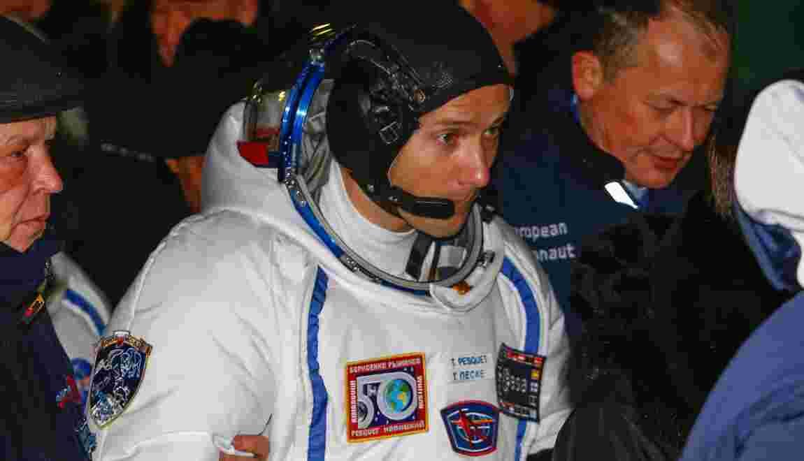 ISS: petits conseils à Thomas Pesquet pour sa sortie dans l'espace
