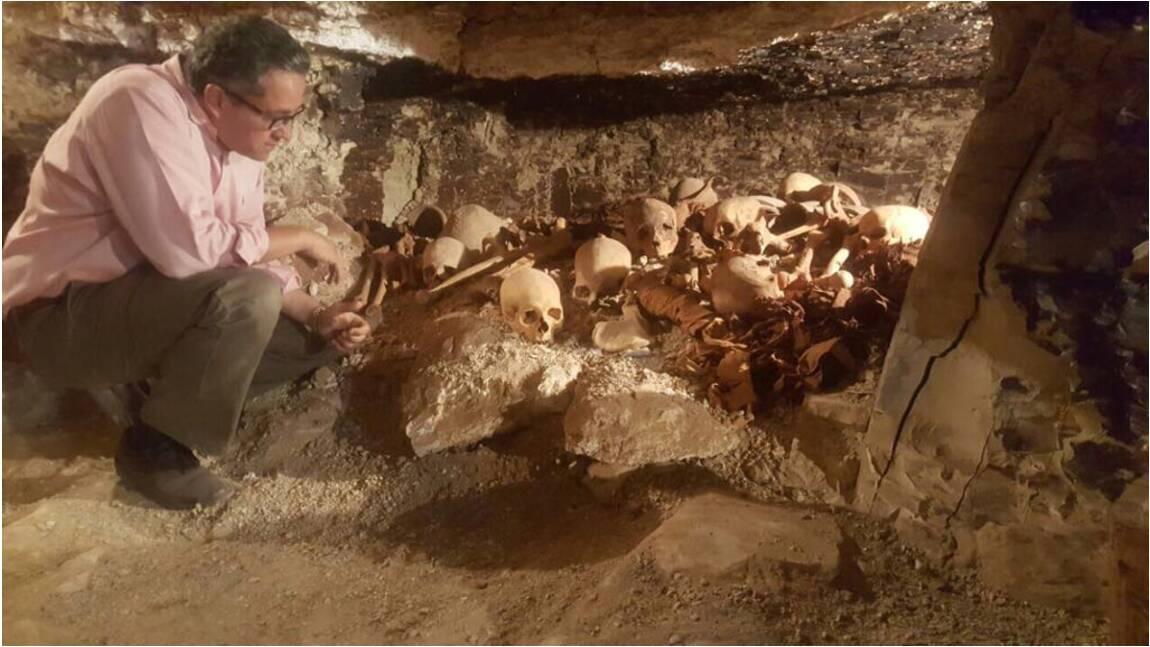Egypte: découverte de momies et de la tombe d'un important orfèvre
