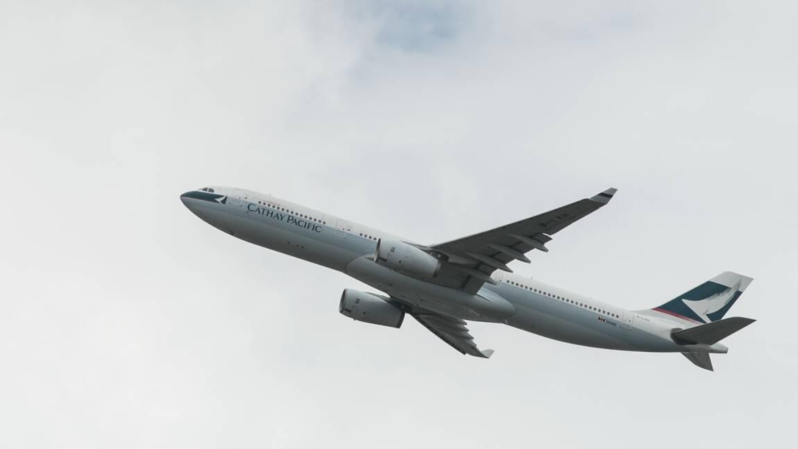 Cathay va utiliser du biocarburant sur certains vols