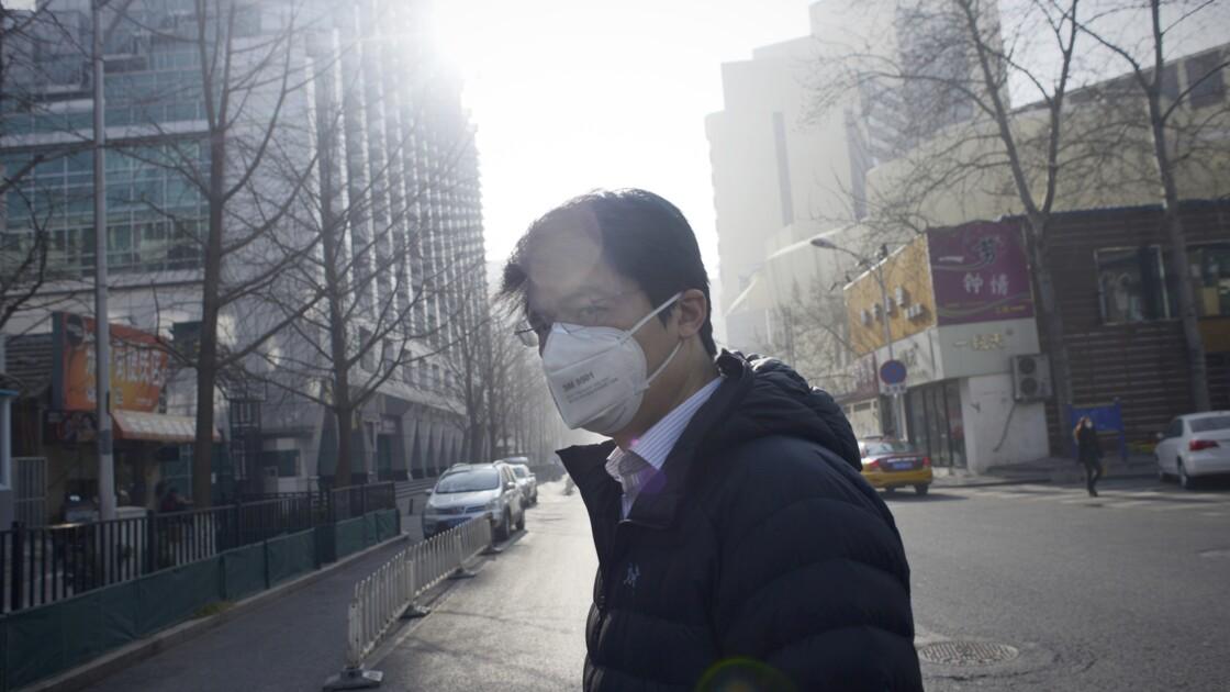 Chine: 3 millions de décès évités par an en réduisant la pollution