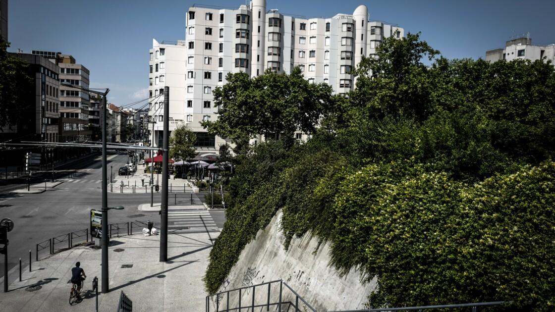 Canicule: Lyon, en première ligne, s'attaque aux îlots de chaleur