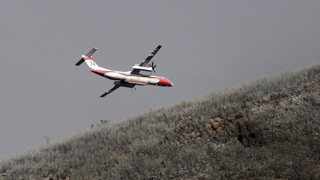 Plusieurs départs de feu en Corse-du-Sud, évacuations sur le GR20