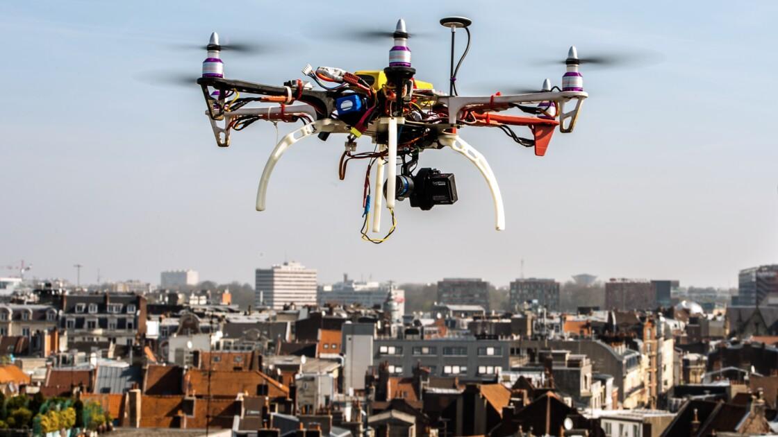 Royaume-Uni: une prison s'équipe d'un bouclier virtuel antidrones