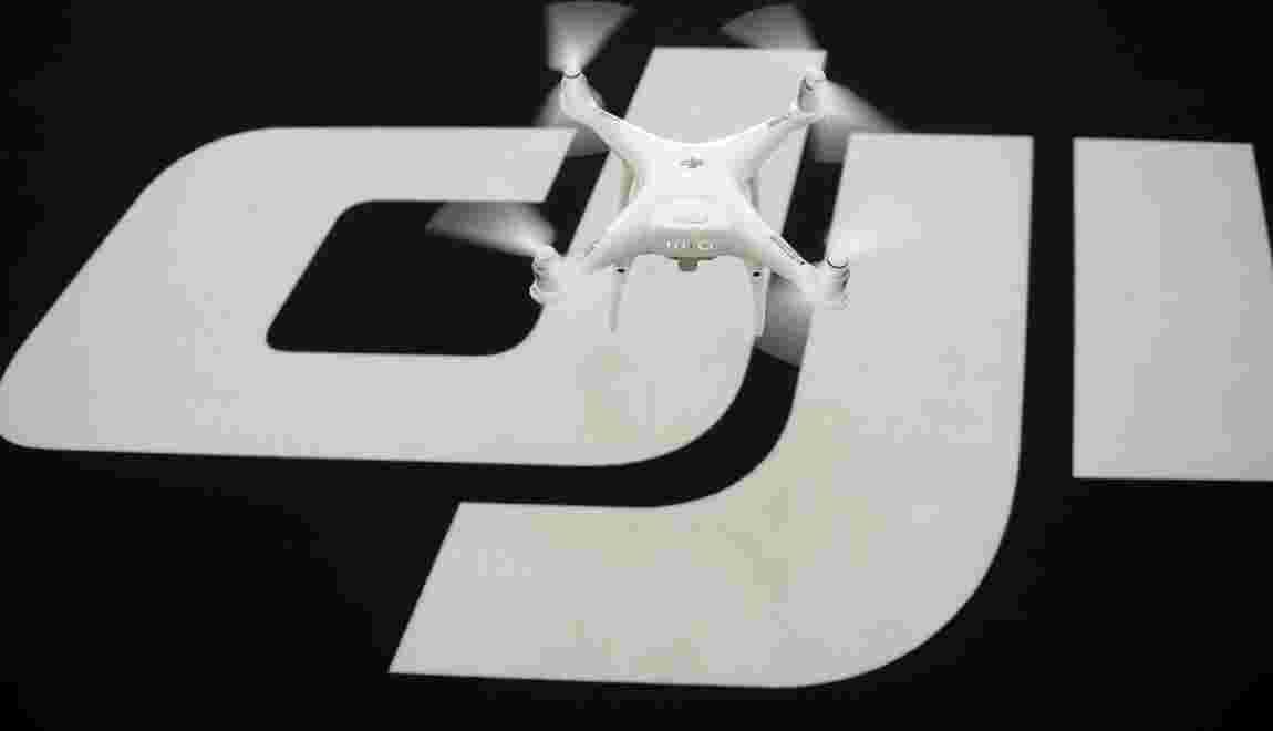 Le roi chinois du drone vise la terre pour rester au zénith