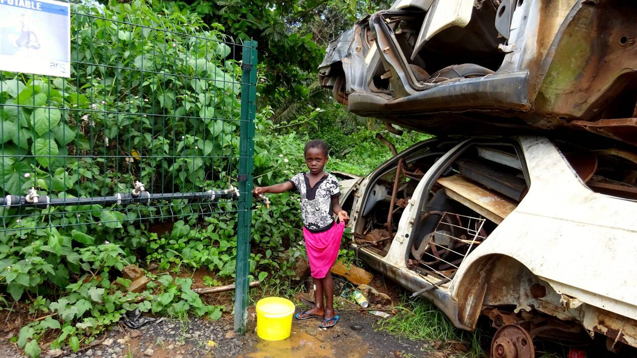 Mayotte : un plan d'urgence pour mettre un terme à la pénurie d'eau