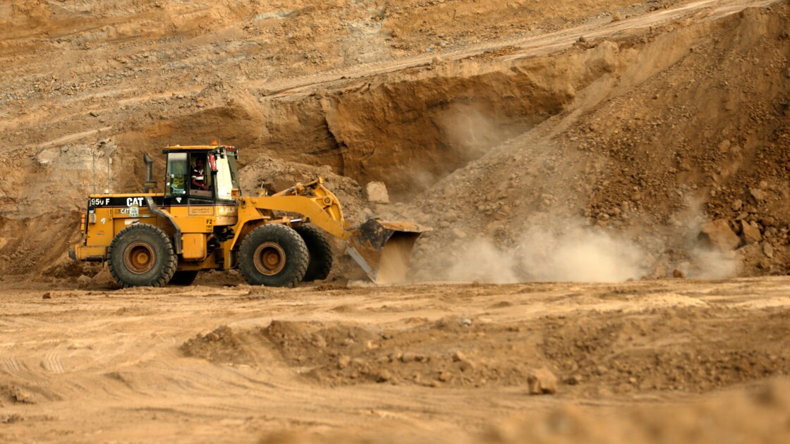 A Gaza, l'âge du bronze disparaît sous le béton