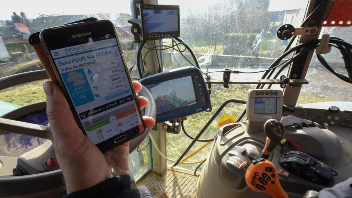 La météo agricole personnalisée, au bonheur des champs