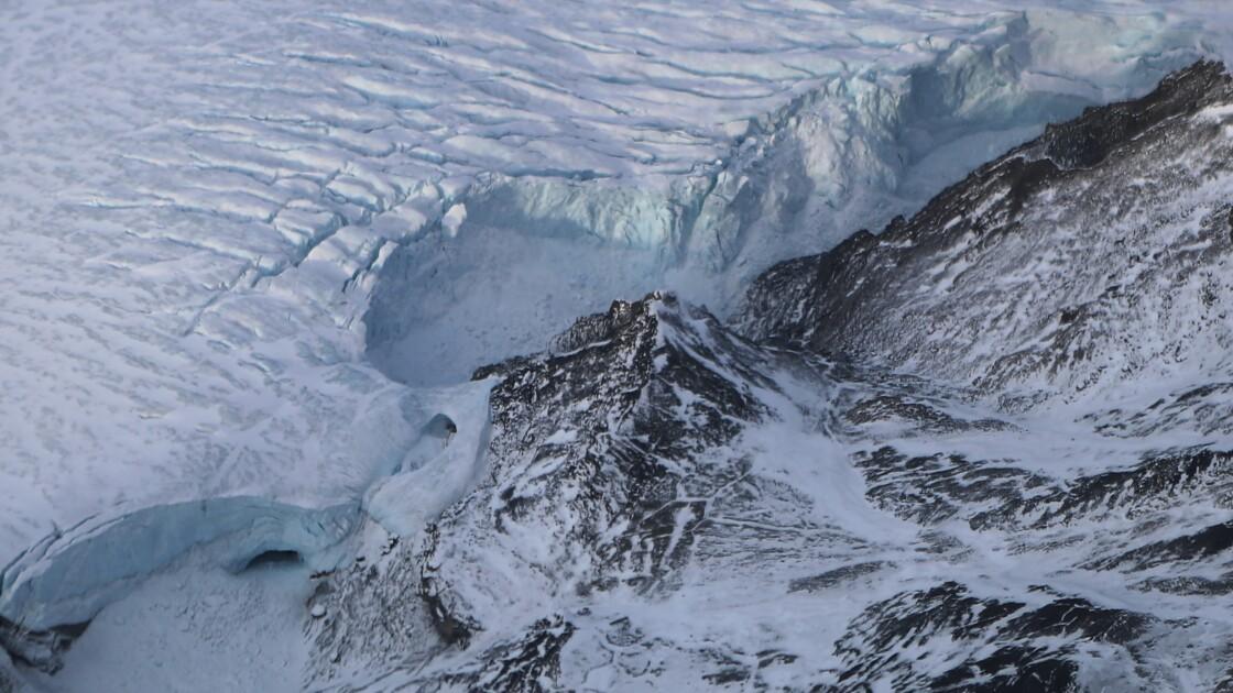 """Une banquise réduite dans l'Arctique est devenue la """"nouvelle norme"""""""