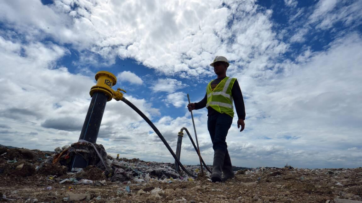 Climat: le méthane menace la lutte contre le réchauffement
