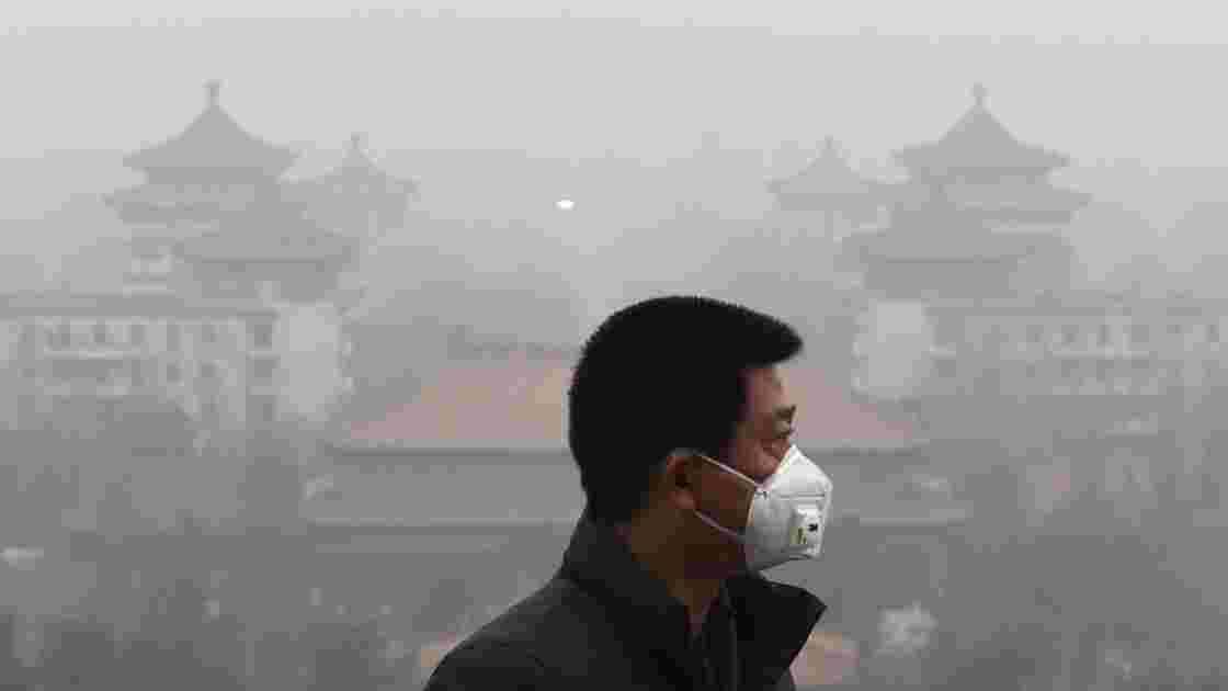 Procès Aubier: la pollution de l'air cause un décès sur neuf dans le monde, selon l'OMS