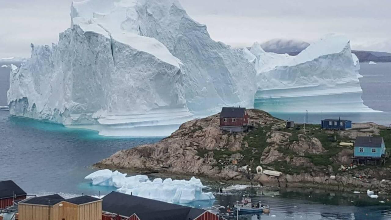 La vague de chaleur en Arctique inquiète les scientifiques