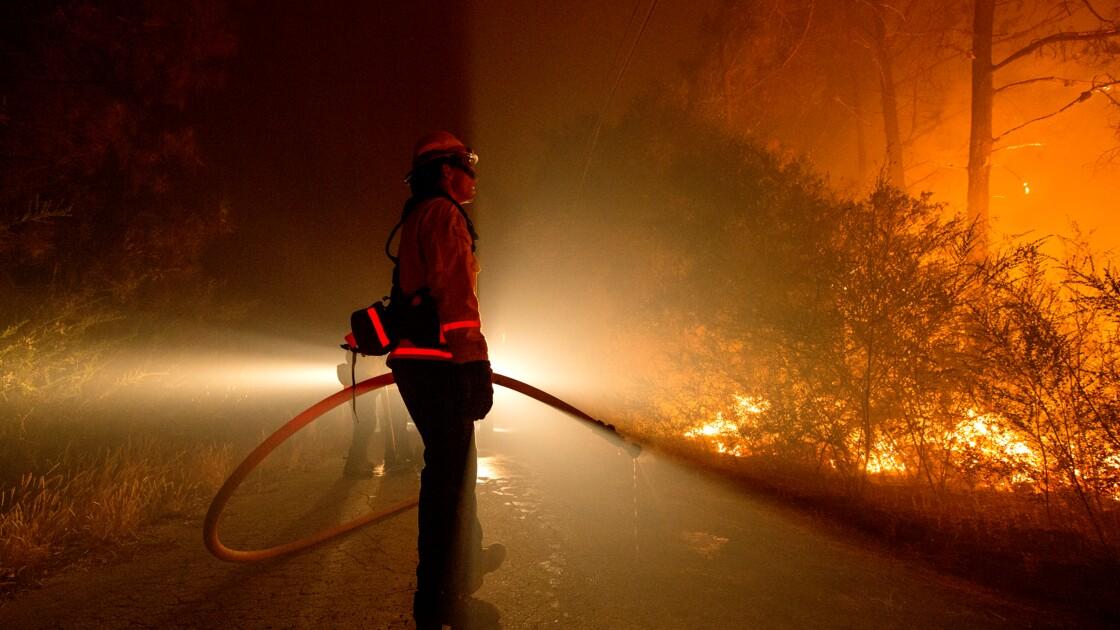 Etats-Unis: la grande majorité des incendies provoqués par l'homme