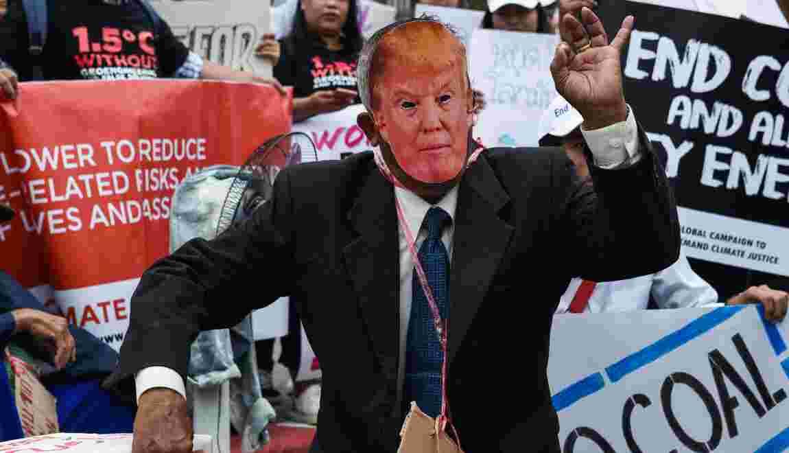 Réchauffement climatique: jeu de sape de Washington, dénoncent des négociateurs