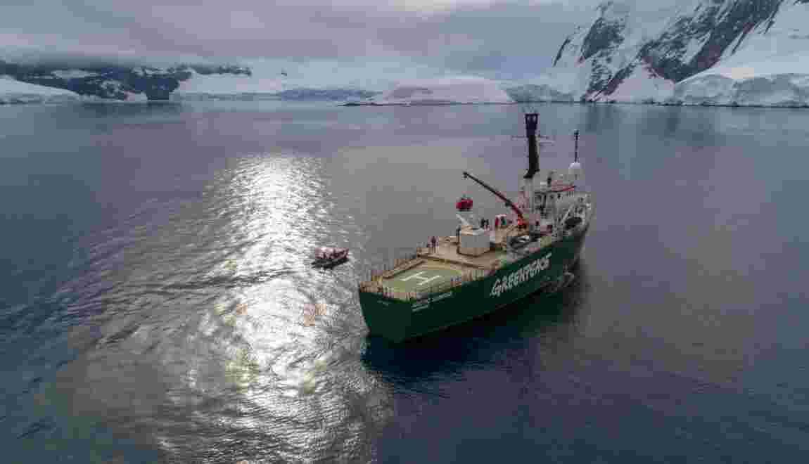Pétrole dans l'Arctique: les ONG lancent une nouvelle offensive judiciaire