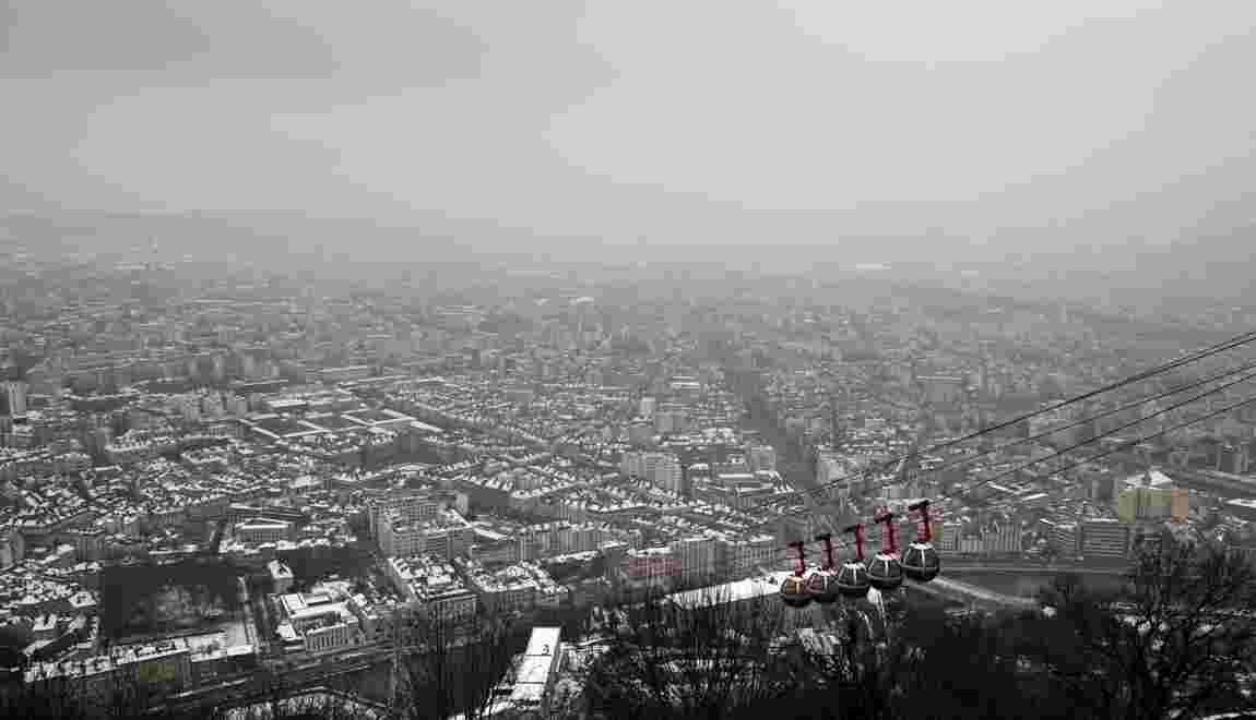 La pollution de l'air régresse mais tue 500.000 Européens par an