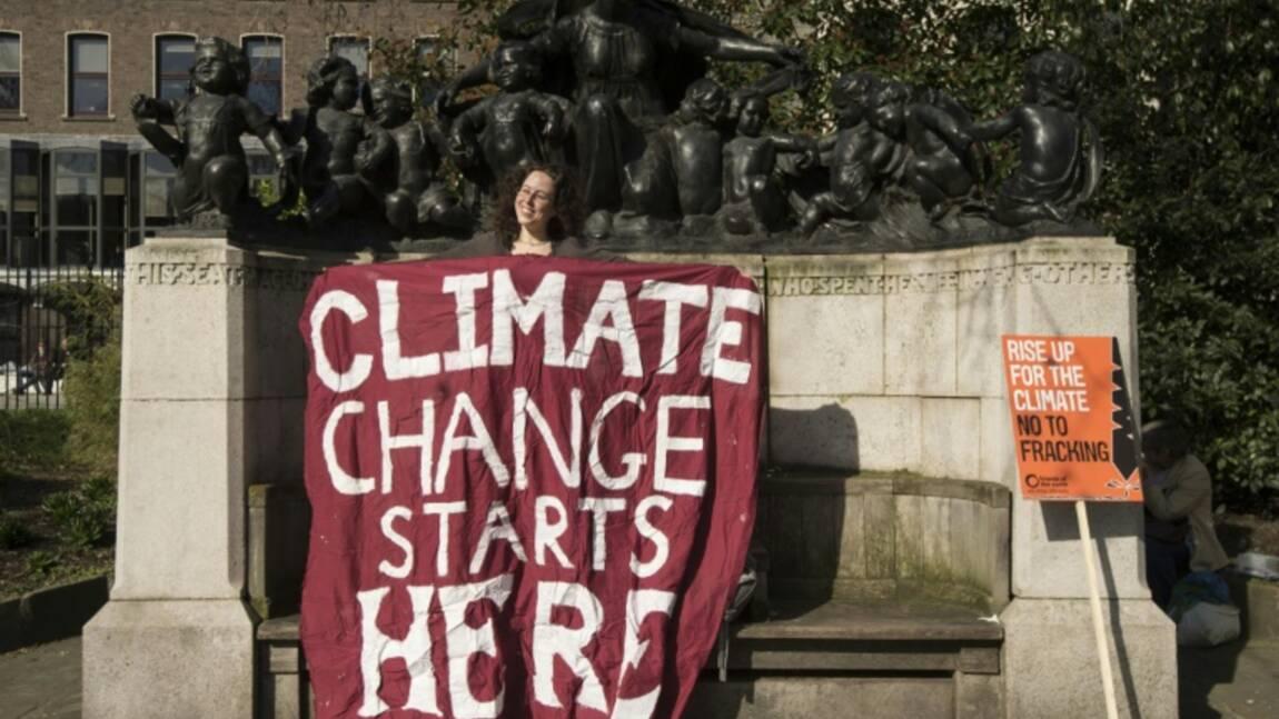 Climat: le Royaume-Uni ratifie l'accord de Paris