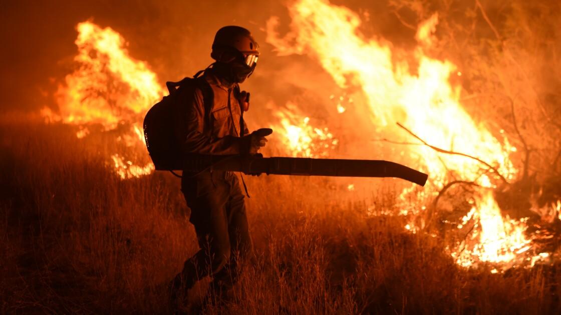 Argentine: près d'un million d'hectares de pampa partis en fumée