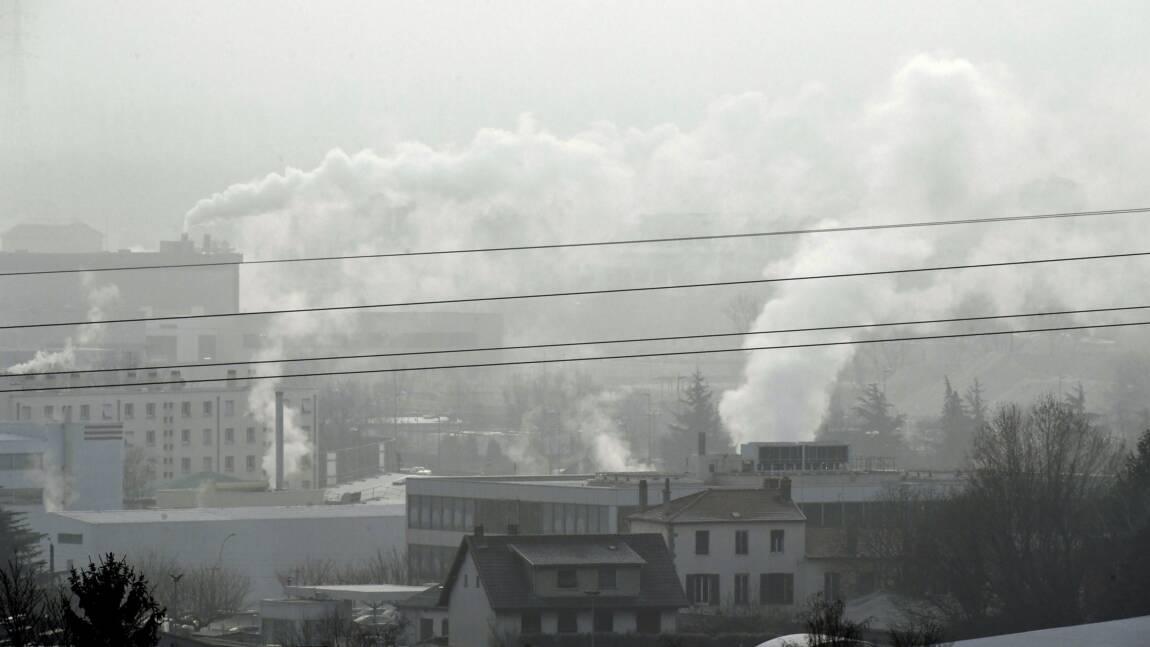 Pollution: fin de la circulation alternée jeudi à Lyon