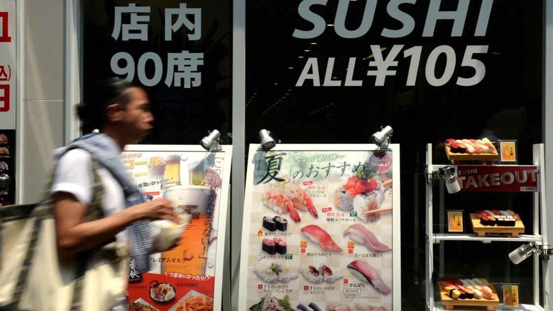Le Japon déplore des prises d'anguilles historiquement faibles